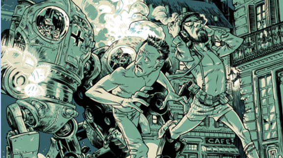 Airboy #4 Review