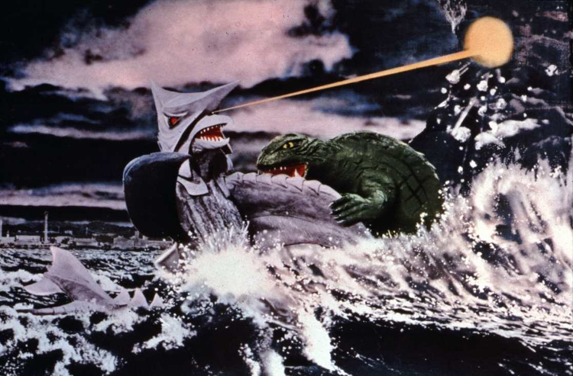 Gamera vs. Zigra (1971) Review