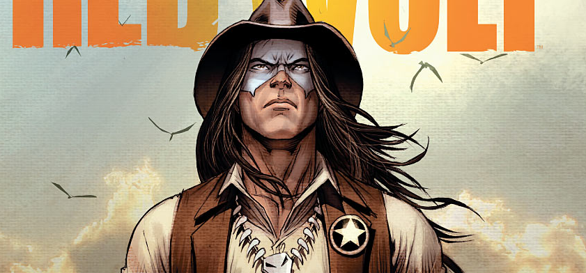 Red Wolf #1 Review