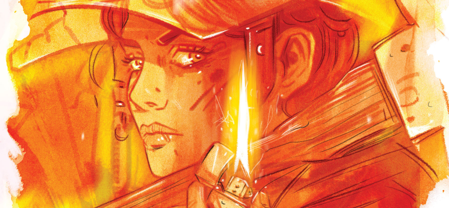 Slash & Burn #1 Review