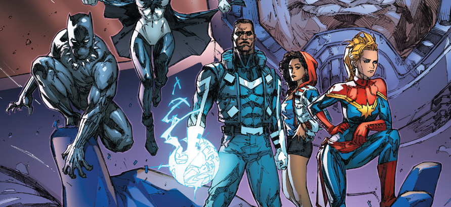 The Ultimates #1 Review