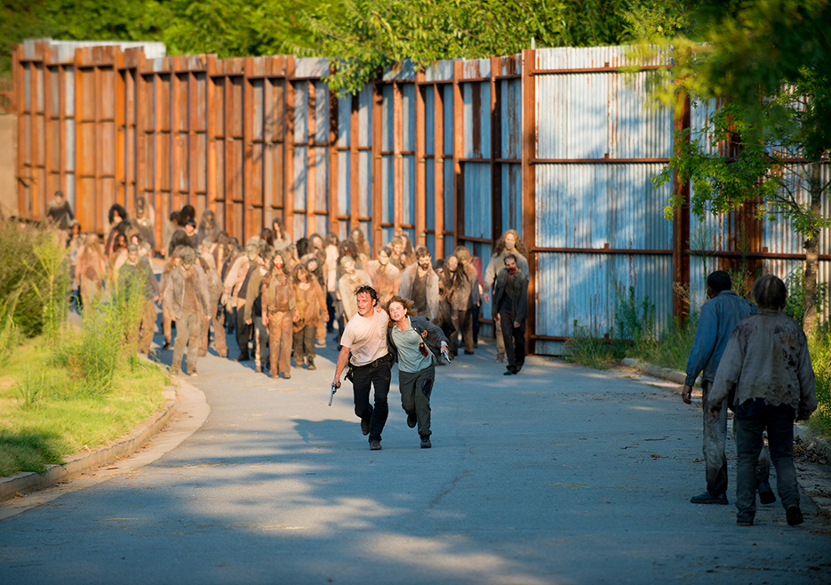 "The Walking Dead:  Season 6, Episode 8 ""Start to Finish"" Review"