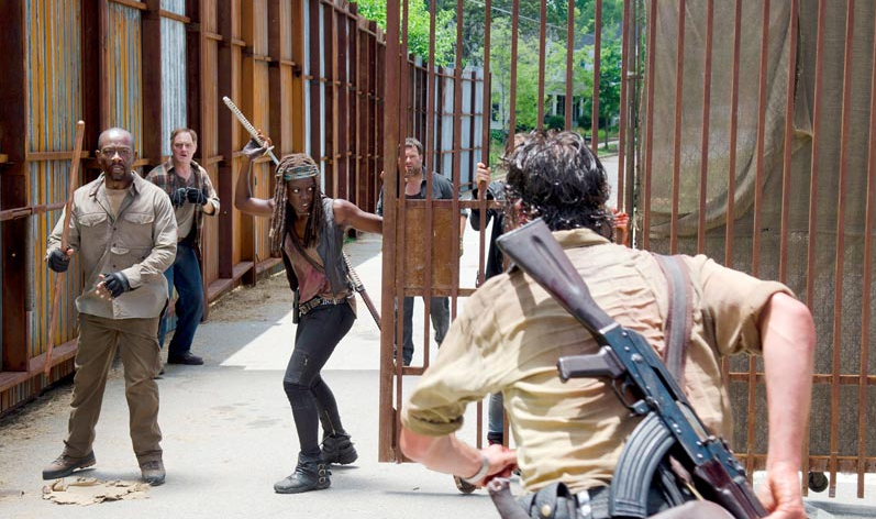 After last week's interlude into Morgan's origin story, tonight's episode of The Walking Dead returns to the present... with plenty of questions that need to be answered.