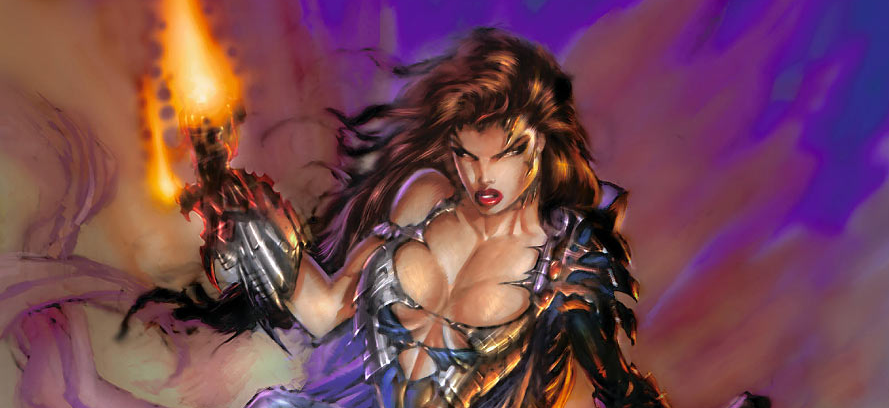 Witchblade #185 Review
