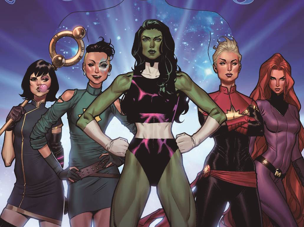Marvel Preview: A-Force #1