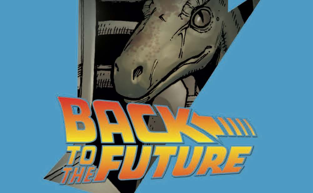 Back to the Future #3 Review