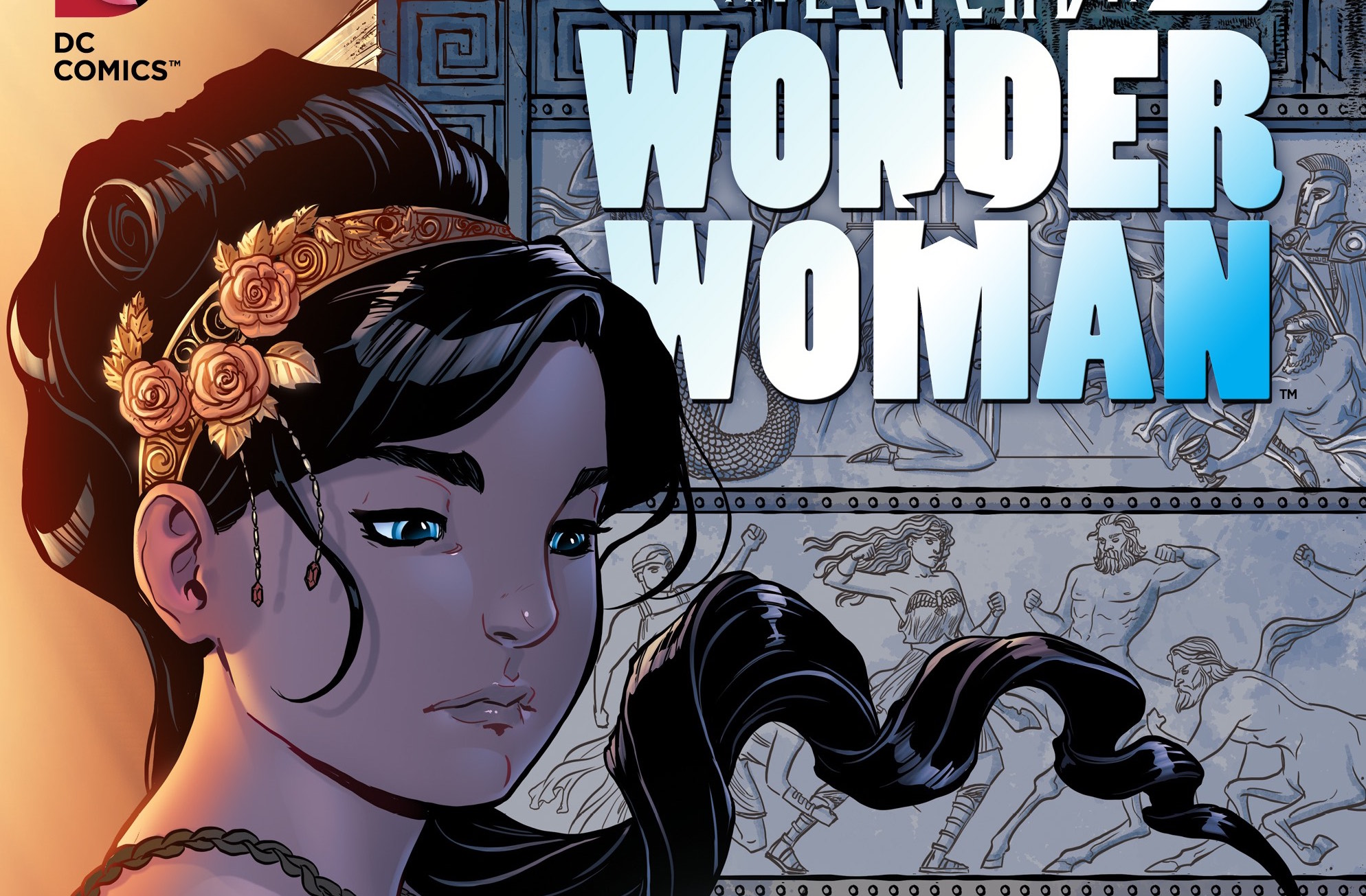 DC Exclusive Preview: The Legend of Wonder Woman #5