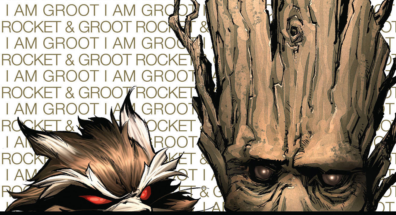 Marvel Preview: Rocket Raccoon & Groot #1