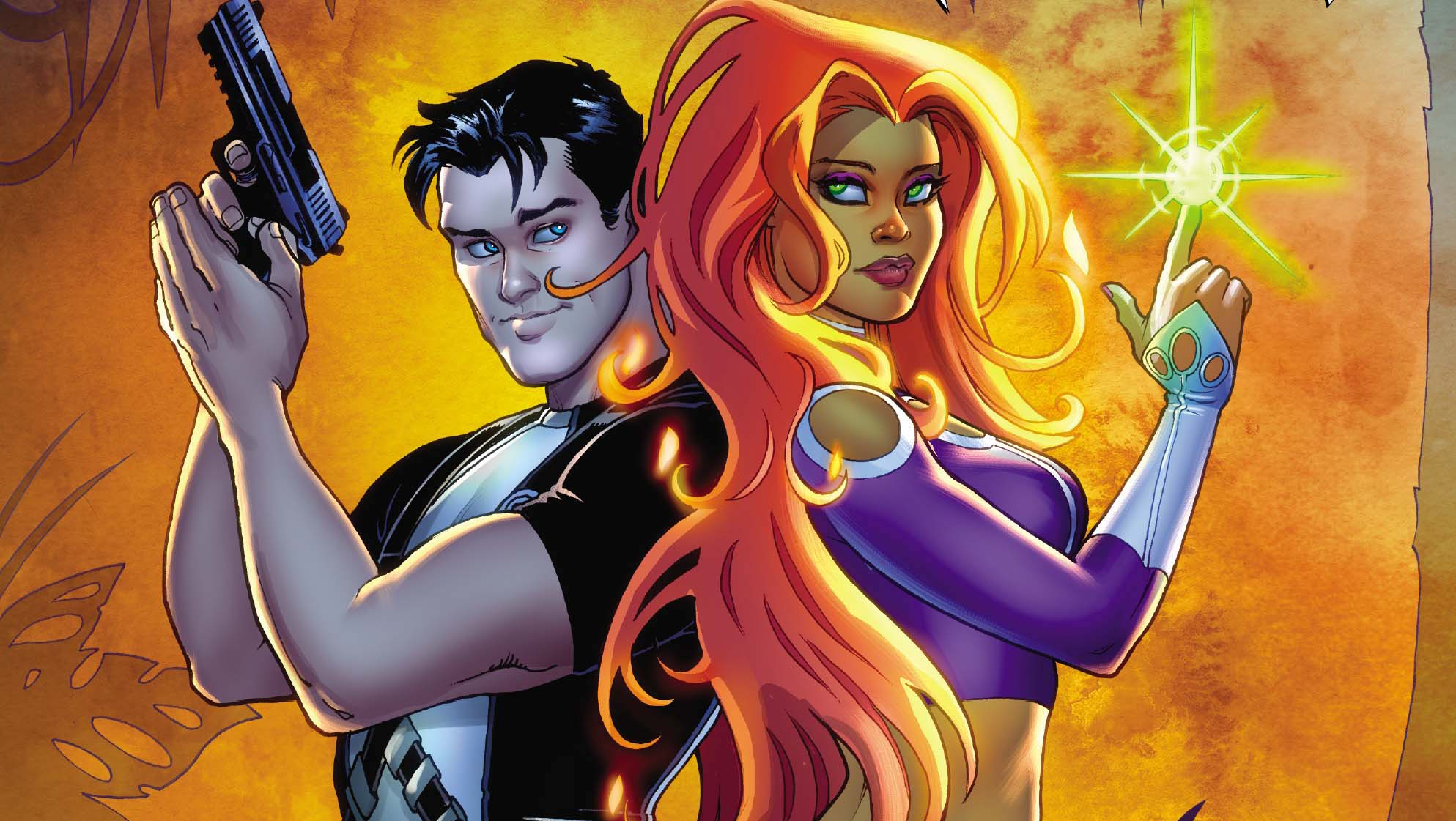 DC Exclusive Preview: Starfire #7