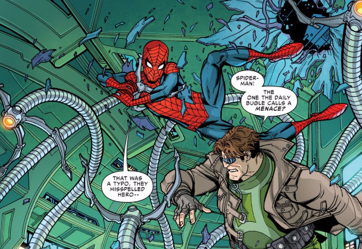 Spidey #1 Review