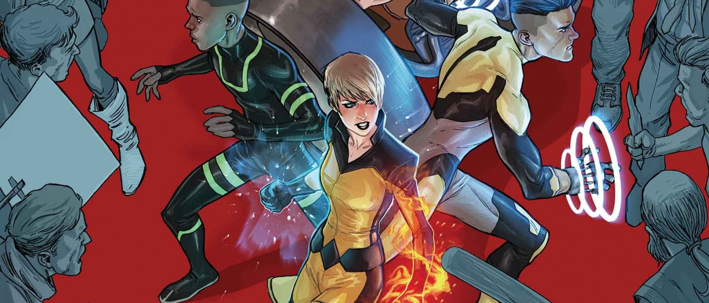All-New Inhumans #1 Review