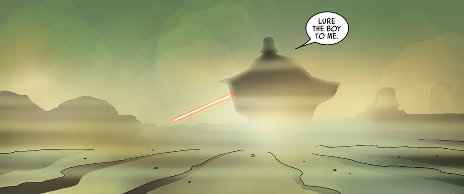 Vader Down Part 4 continues this week as Darth Vader must cut his way literally through the Rebel Alliance. Chewie, Han and Luke are trying to take him down too, but in part 3 they had to go toe to toe with Aphra and her evil robots.