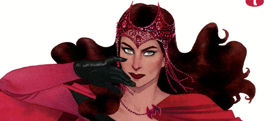 Scarlet Witch #1 Review