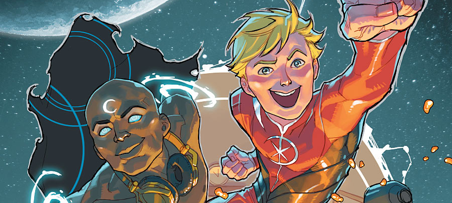 Starbrand and Nightmask #1 Review