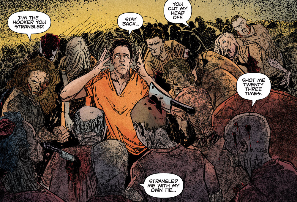 The Hangman #2 Review
