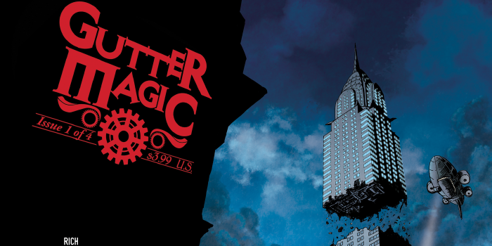 Gutter Magic #1 Review