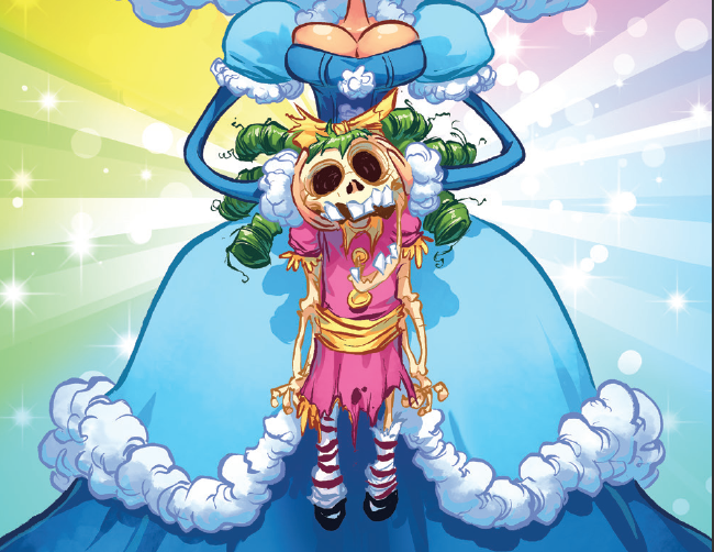 I Hate Fairyland #4 Review