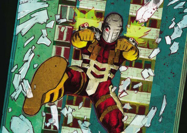 Suicide Squad Most Wanted: Deadshot and Katana #1 Review