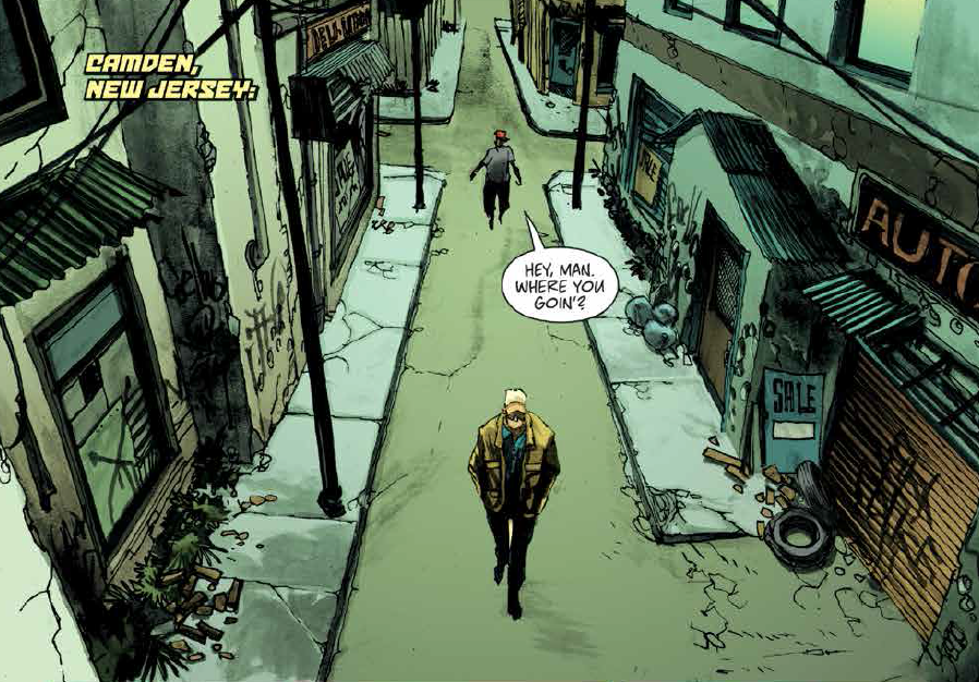 Huck #3 Review