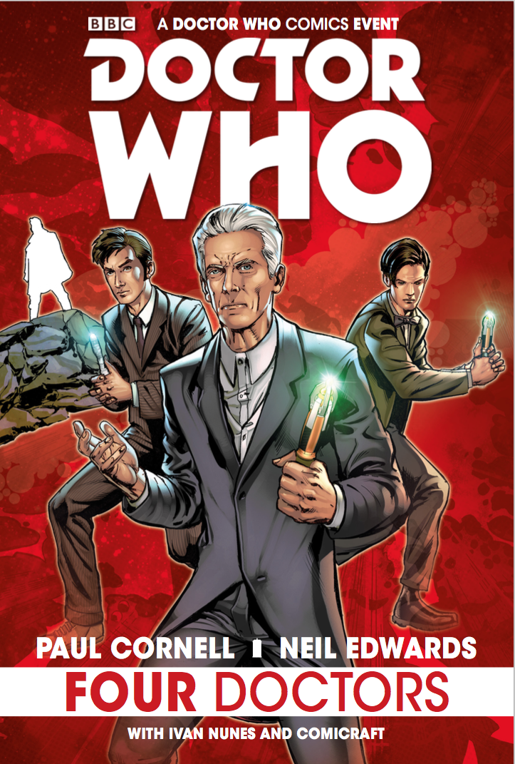 Doctor Who: Four Doctors Vol. 1 Review