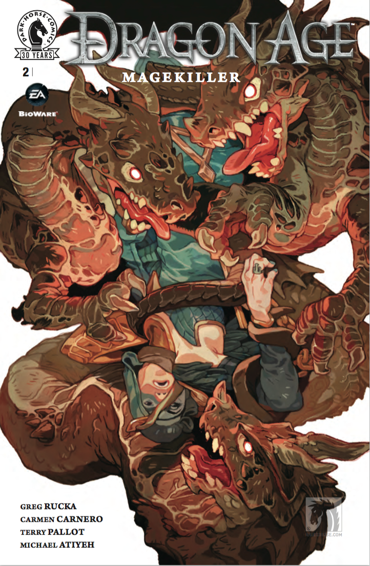 Dragon Age: Mage Killer #2 Review