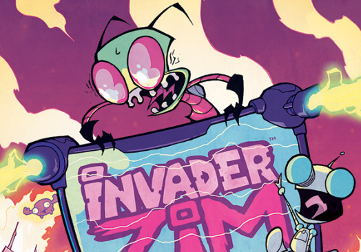 Invader Zim Vol. 1 Review
