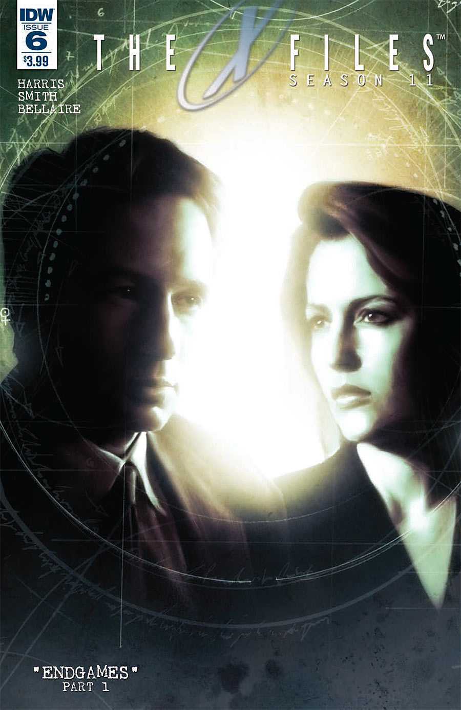 While The X-Files TV show makes its triumphant return to the airwaves, IDW's X-Files comic series starts bringing its current run to a close with Endgame. Is it good?