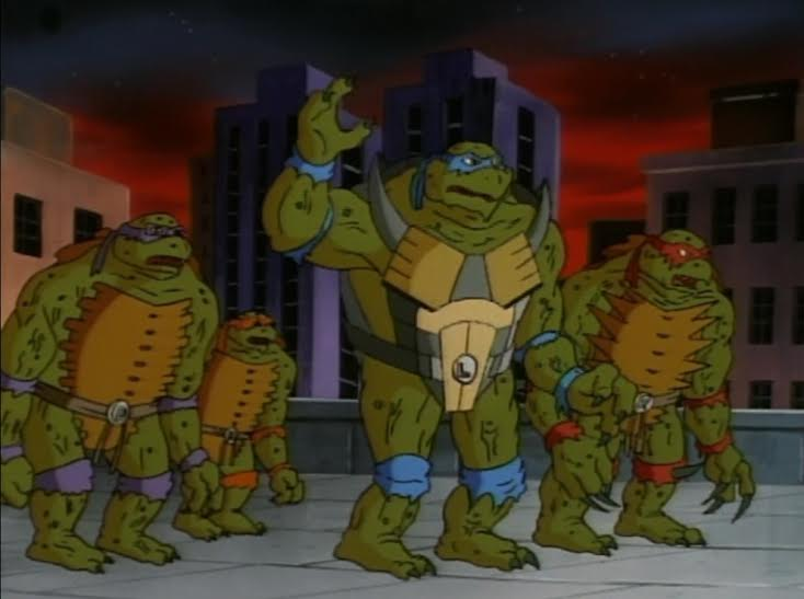Teenage Mutant Ninja Turtles (1987) Season 9 Review