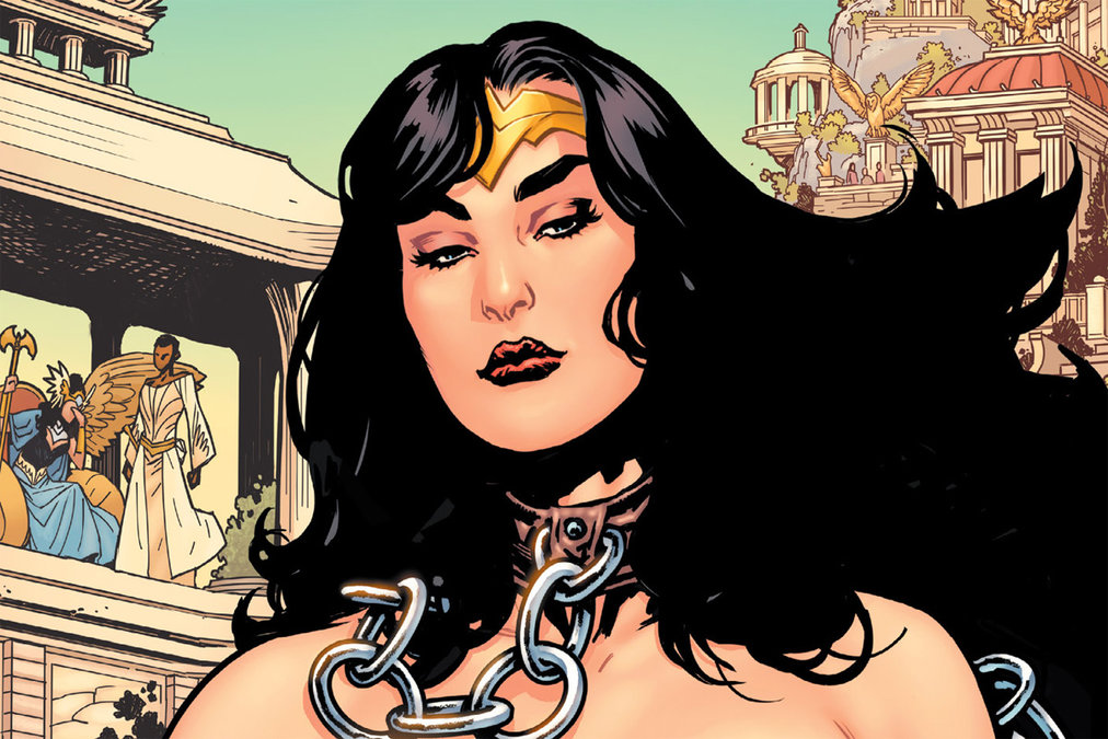Wonder Woman: Earth One Vol. 1 Review
