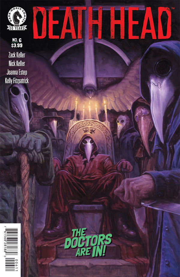 Death Head #6 Review