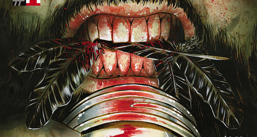 The Dark and Bloody #1 Review