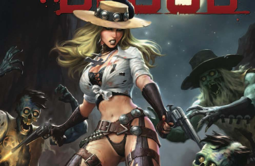 Fistful of Blood #4 Review
