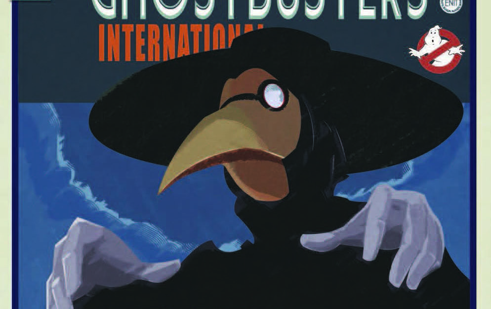 [Exclusive] IDW Preview: Ghostbusters International #2