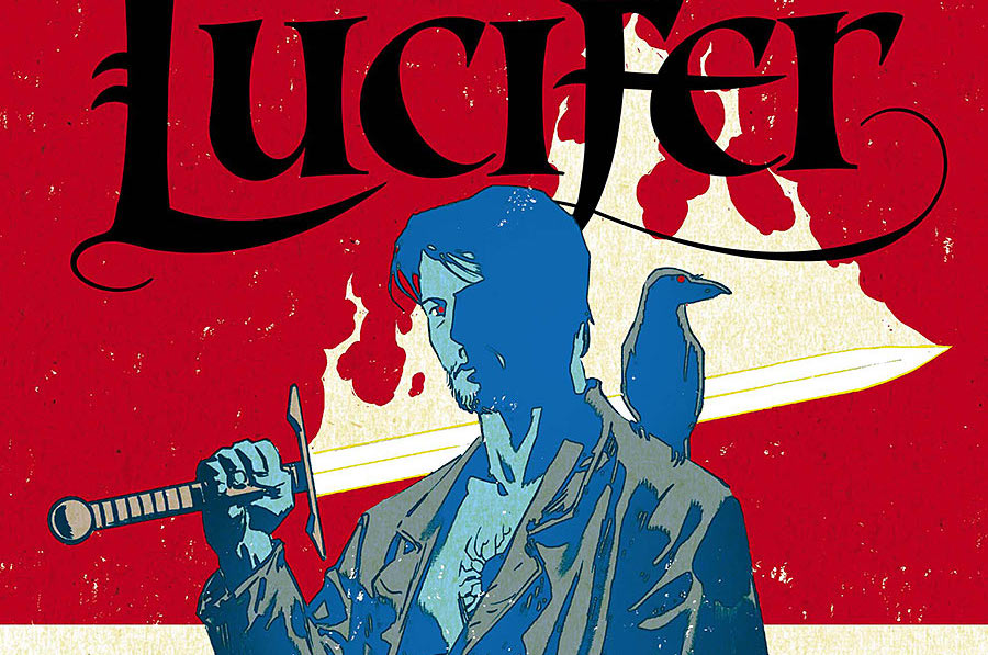 Lucifer #3 Review