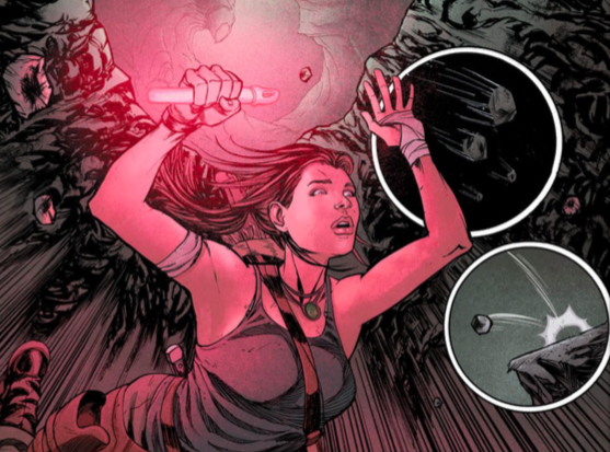 Tomb Raider #1 Advance Review
