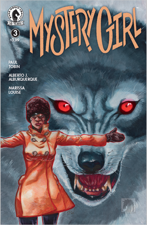 Mystery Girl #3 Review