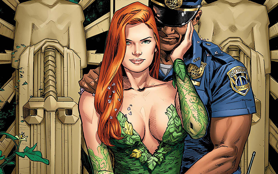 Poison Ivy: Cycle of Life and Death #2 Review