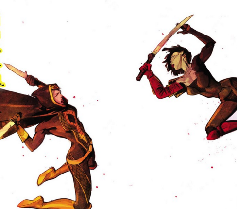 Suicide Squad Most Wanted: Deadshot and Katana #2 Review