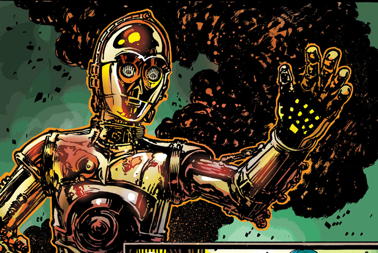 Star Wars Special: C-3PO #1 Review