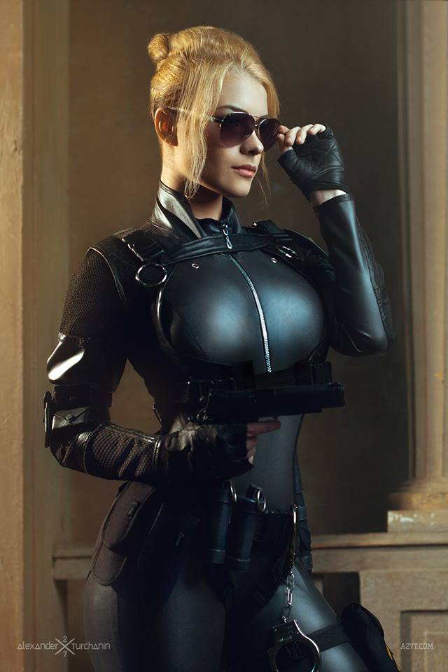 Mortal Kombat X Cosplay Cassie Cage By Captainirachka Aipt