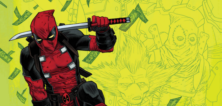 Deadpool & The Mercs For Money #1 Review