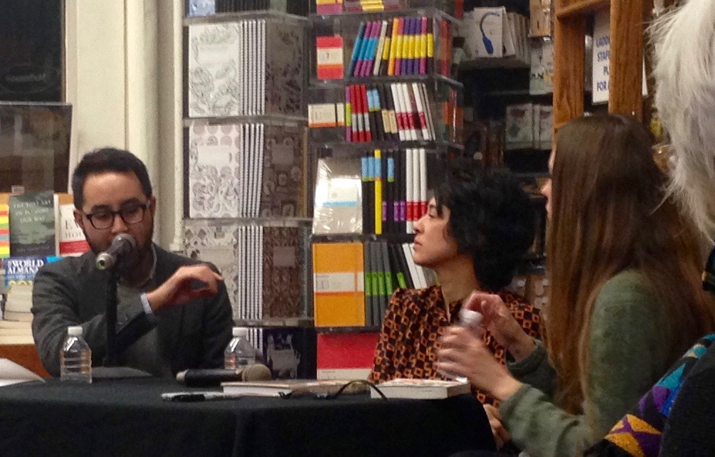 An Evening With Adrian Tomine and Leanne Shapton In Harvard Square