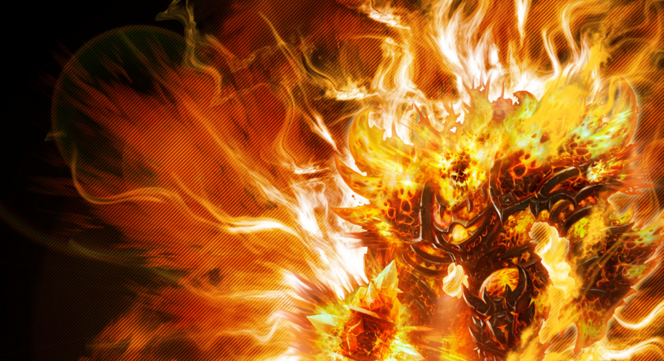 The Elemental Sundering was one of the greatest battles ever fought between the Elemental Lords of Azeroth.  It's also the latest of my Hearthstone Tavern Brawl concepts.