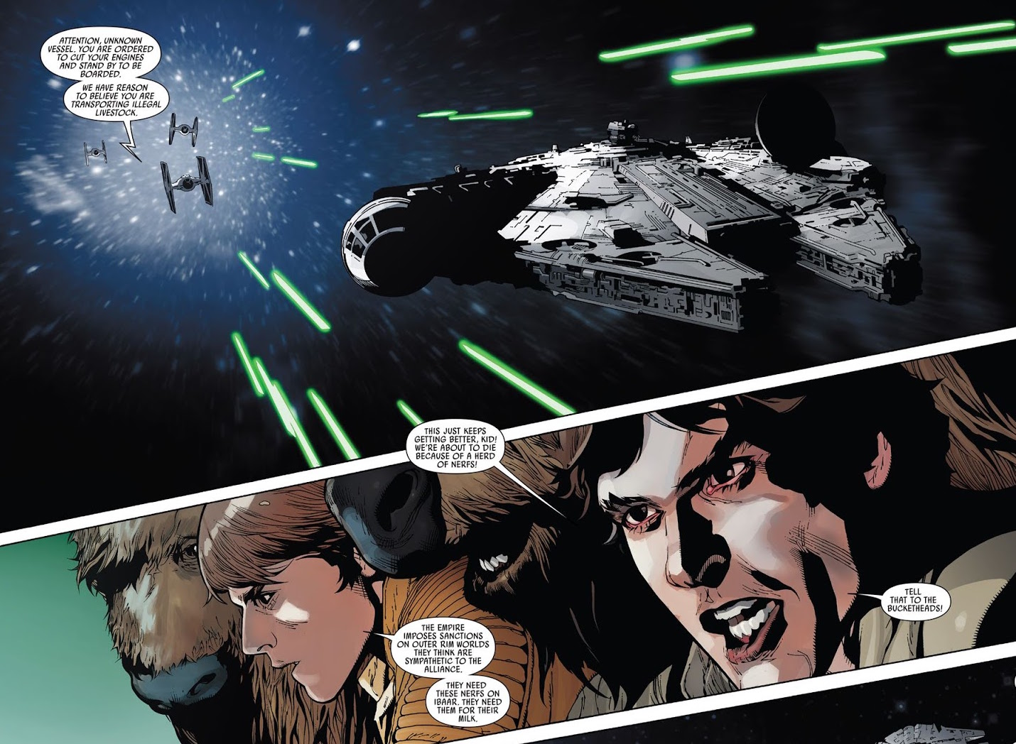 Star Wars #17 Review