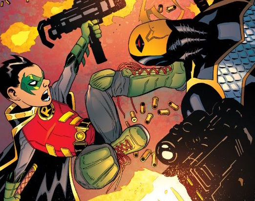 5 Ways Damian Wayne's Robin Changes the Game