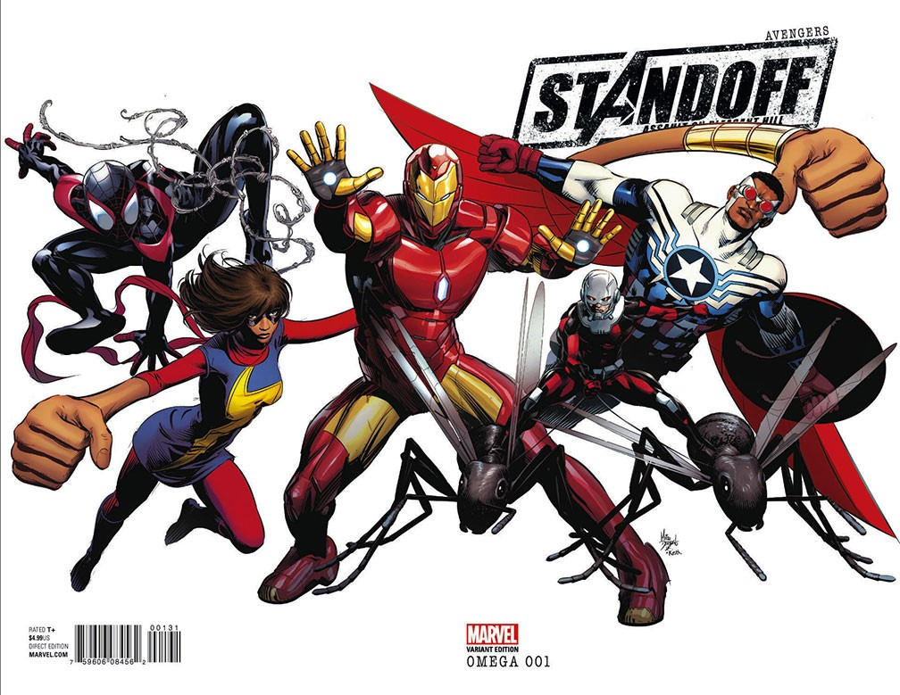 Marvel Preview: Avengers Standoff: Assault on Pleasant Hill Omega #1