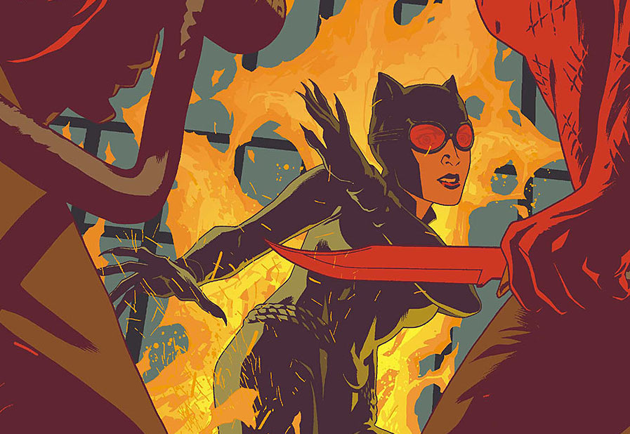 Catwoman #50 Review