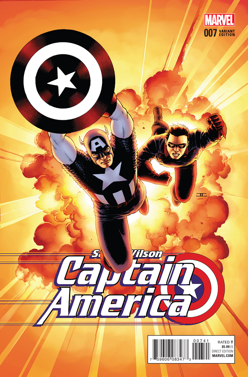 Marvel Preview: Captain America: Sam Wilson #7