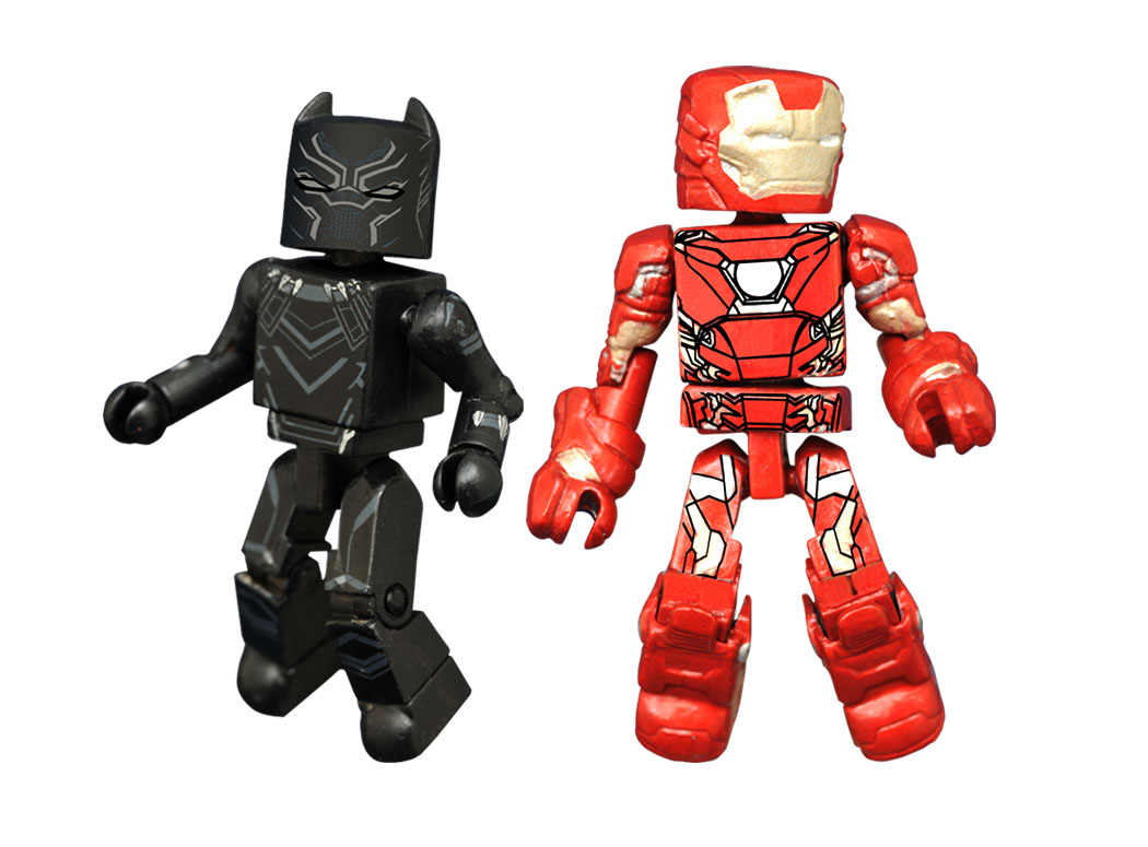 Marvel Preview: Black Panther Merchandise