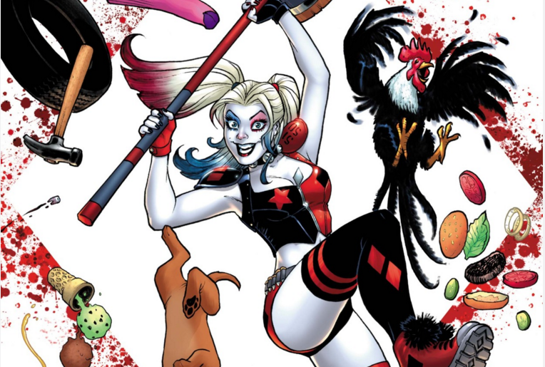 Harley Quinn #26 Review